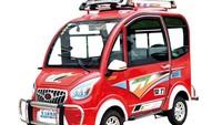 Penampakan Mobil Listrik Seharga Rp 14 Jutaan