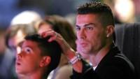 Anak Cristiano Ronaldo Diperiksa Polisi, Ada Apa?