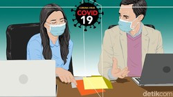 Ini Daftar Lengkap Zona Kuning dan Oranye Virus Corona di Indonesia