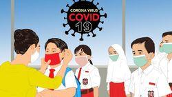 Kasus Corona Meningkat, Disdik Kuningan Setop Simulasi KBM Tatap Muka