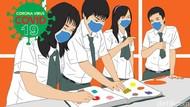 117 Siswa-Guru Positif Corona, 22 Sekolah di Bandung Hentikan PTM