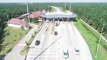 PSBB Transisi, Volume Lalu Lintas Jalan Tol Hutama Karya Meningkat