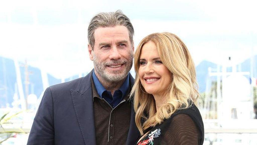 Kelly Preston Meninggal, Ini Ungkapan Duka John Travolta