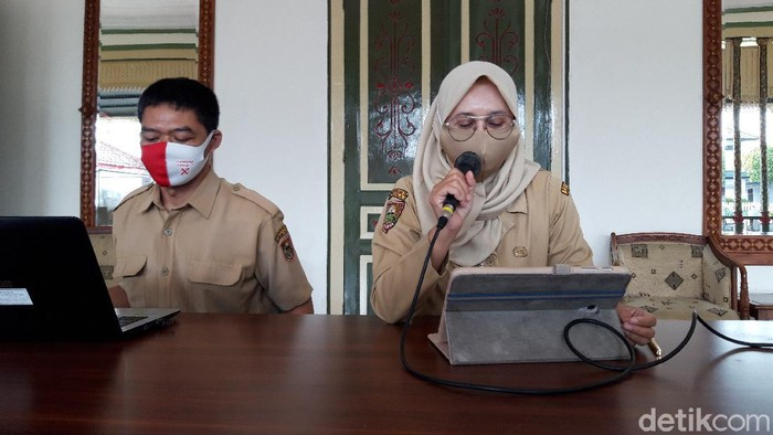 Kepala Dinas Kesehatan Boyolali, Ratri S Survivalina, Senin (13/7/2020).