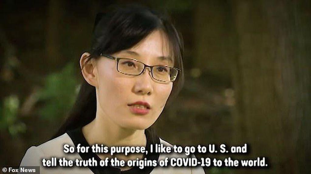 Motif Ilmuwan China Kabur dan Umbar Kebenaran Virus Corona