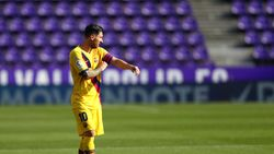 Barcelona: Messi Pasti Teken Kontrak Baru