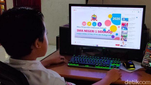 Masa Pengenalan Sekolah Dengan Metode Daring