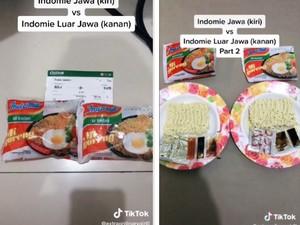 Ini Perbedaan Rasa Mie Instan di Jawa dan Luar Jawa