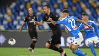 Napoli Vs AC Milan Berakhir 2-2