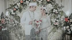 Viral Pasangan di Bandung Akad Nikah dengan Mahar Vape