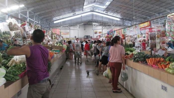 Pasar Modern di Berbagai Daerah