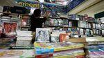 Pedagang Buku di Blok M Bertahan di Tengah Pandemi