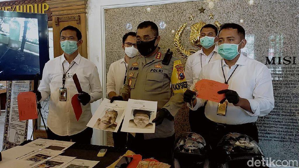 Dua Perampok di Surabaya Dikirim ke Akhirat