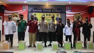 Pesilat Ngawi Diajak Berperan Aktif Putus Penyebaran Virus Corona