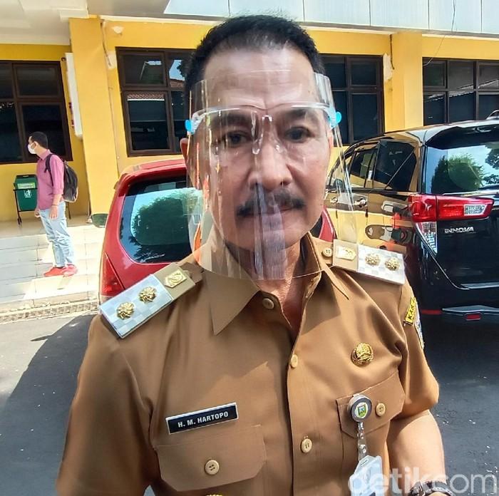 Plt Bupati Kudus, HM Hartopo (13/7/2020)