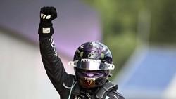 Potret Lewis Hamilton yang Berjaya di GP Styria