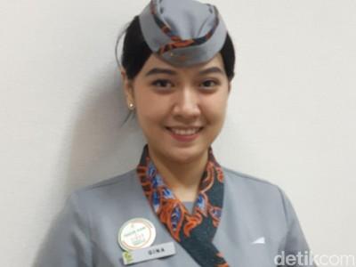 Pengalaman Pertama Pramugari KA: Mabuk Perjalanan, Tetap Harus Senyum