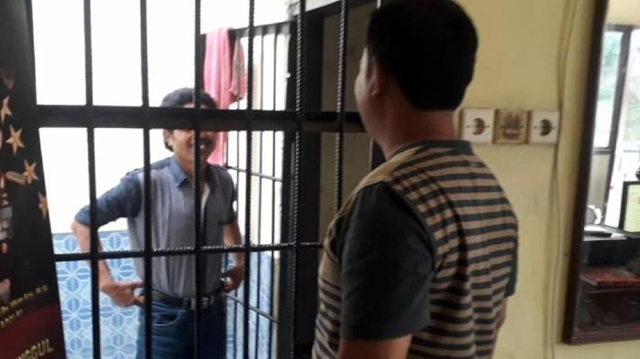 Pria gangguan jiwa resahkan warga di Sukabumi diamankan polisi
