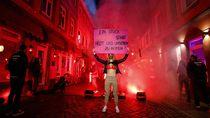 PSK di Jerman Protes Lokalisasi Skidipapap Masih Ditutup