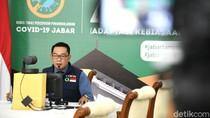 PSBB Bodebek, Ridwan Kamil Pertimbangkan Kembali Memperpanjangnya