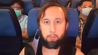 Terjebak 100 Hari di Bandara Manila, Turis Estonia Bisa Pulang