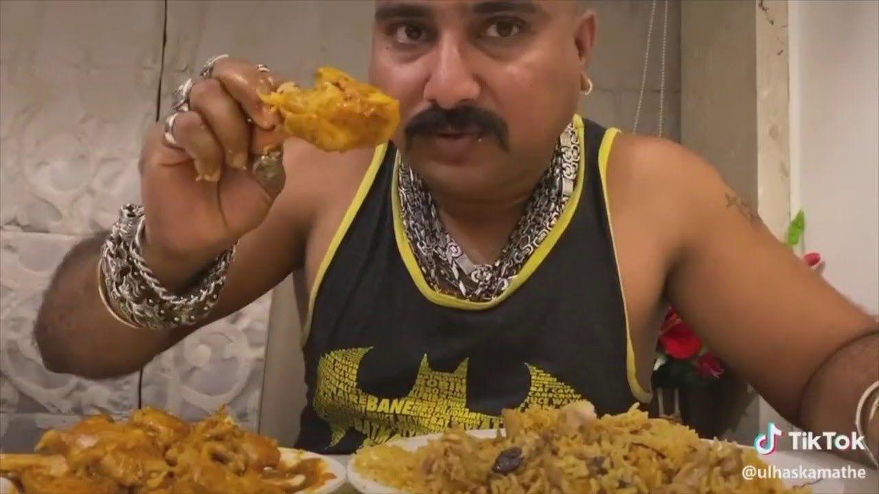 Seleb TikTok Makan Paha Ayam