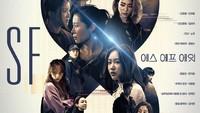 SF8, Drama Korea Futuristik ala Black Mirror Netflix Tayang Agustus 2020