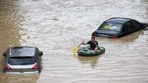 Banjir di China Tewaskan 141 Orang Sejak Juni