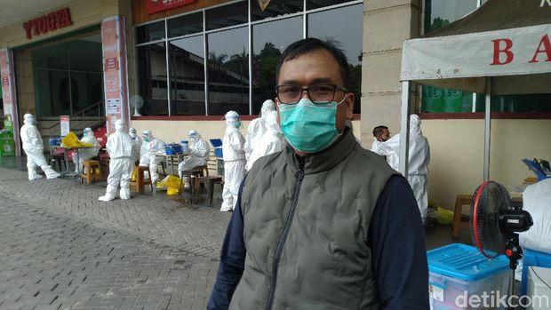 Store Manager Bogor Junction, Hendriyanto Sagala