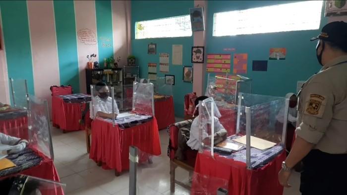 Suasana sekolah di Jambi (Ferdi-detikcom)