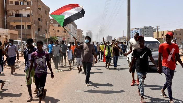 Sudan Cabut Larangan Pindah Agama dan Hapus Sebutan Negara Islam dari Konstitusi
