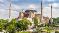 Hagia Sophia Kini Jadi Masjid, 5 Kuliner Turki Ini Bisa Dicicipi Saat di Sana