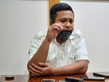 Andi ZunnunBertekad Memajukan Olahraga di Makassar