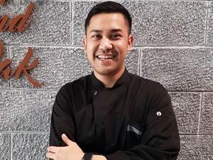 Yuk, Belajar Bikin Baked Spaghetti Sosis Fiesta Bersama Chef Odie Djamil!