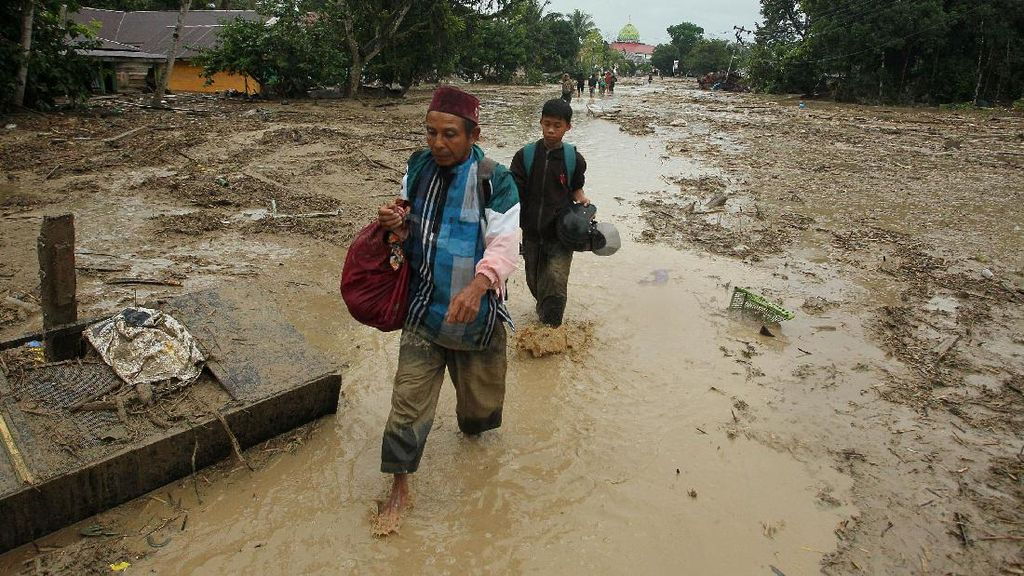 Luwu Utara Diterjang Banjir, Jaringan Telekomunikasi Terus Diperbaiki