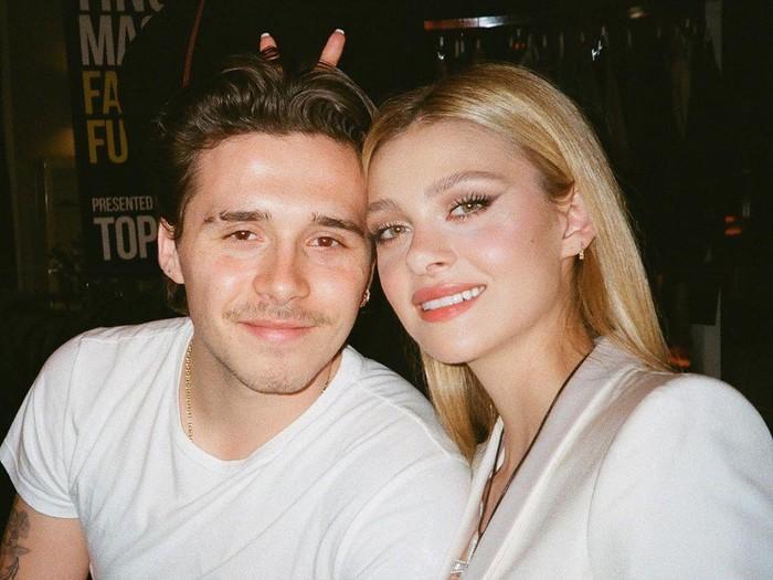 Brooklyn Beckham dan Nicola Peltz