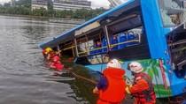 Sopir di China Sengaja Tabrakkan Bus Usai Tahu Rumahnya Dihancurkan