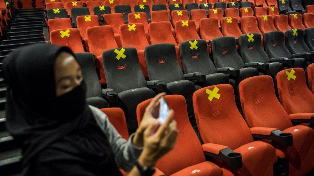 Inggris Mulai Buka Bioskop di Tengah Pandemi Corona, Bagaimana Indonesia?