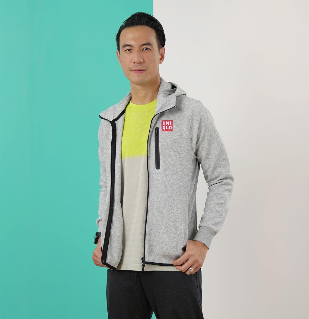 Daniel Mananta Jadi Brand Ambassador Uniqlo Sport Utility Wear