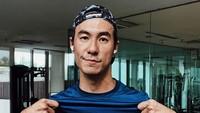 Daniel Mananta Ungkap Kiat Dapat Perut Sixpack Kala PSBB