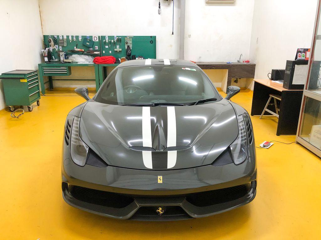 Ferrari Selundupan yang Disita Negara Dilelang Rp 10 Miliar