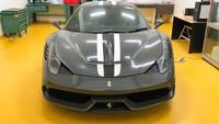 Disita Negara, Ferrari Selundupan dari Singapura Dilelang Rp 10 M