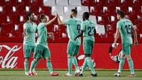Granada Vs Real Madrid: Menang 2-1, Los Blancos Dekati Gelar Juara