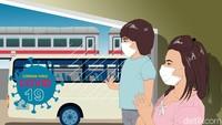 Daftar Zona Merah dan Hijau Virus Corona di Indonesia