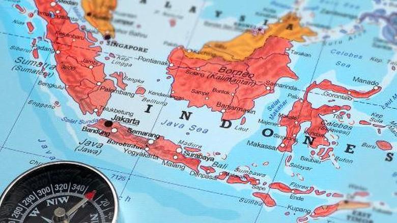 Ilustrasi Indonesia.