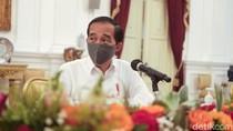 Jokowi: Anggaran Stimulus Penanganan Covid-19 Baru 20% Terealisasi