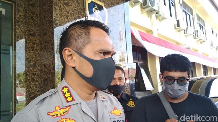 Kapolresta Cirebon Kombes Pol M Syahduddi