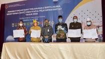 Kemenhub Hibahkan Kapal Pelra ke 13 Pemerintah Daerah se-Indonesia