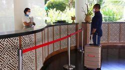 Panduan Protokol Kesehatan Hotel & Restoran Diterbitkan, Ini Isinya