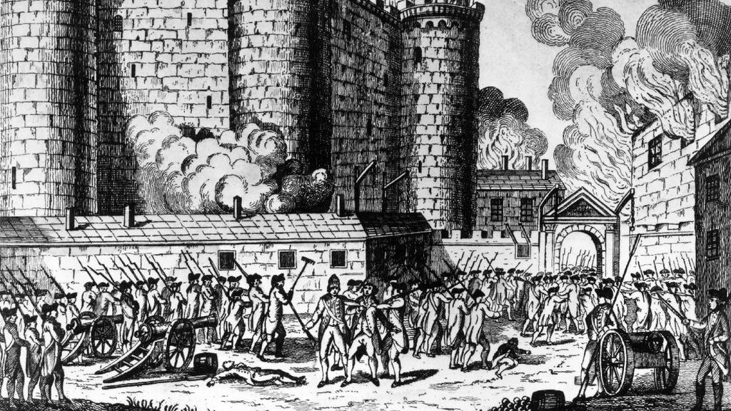 Kilas Balik Penyerangan Penjara Bastille, Awal Mula Revolusi Prancis